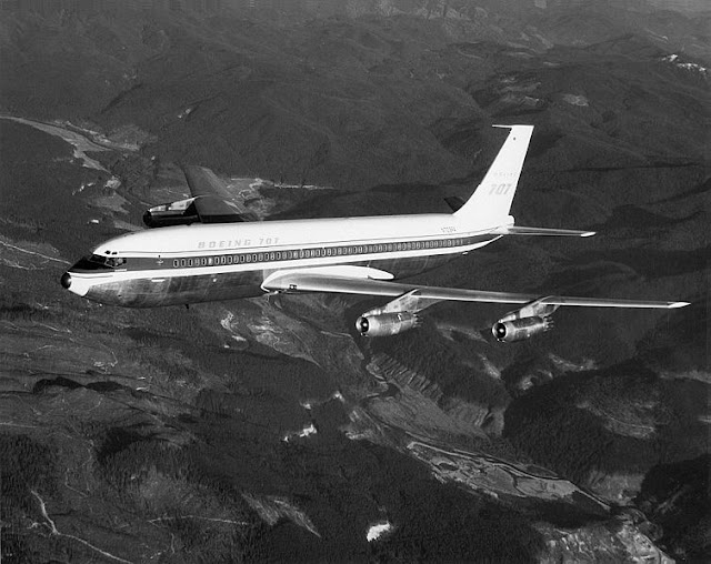 Pan Am flight 214 Boeing 707