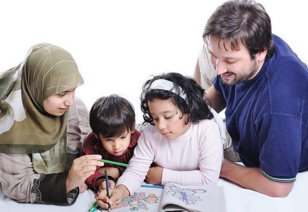 9 Cara Mendidik Anak dalam Islam