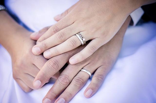 Wedding Traditions and Meanings When Did Men Start Wearing Wedding