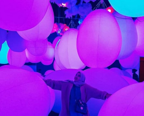 Jam Buka Milenial Glow Garden Batu