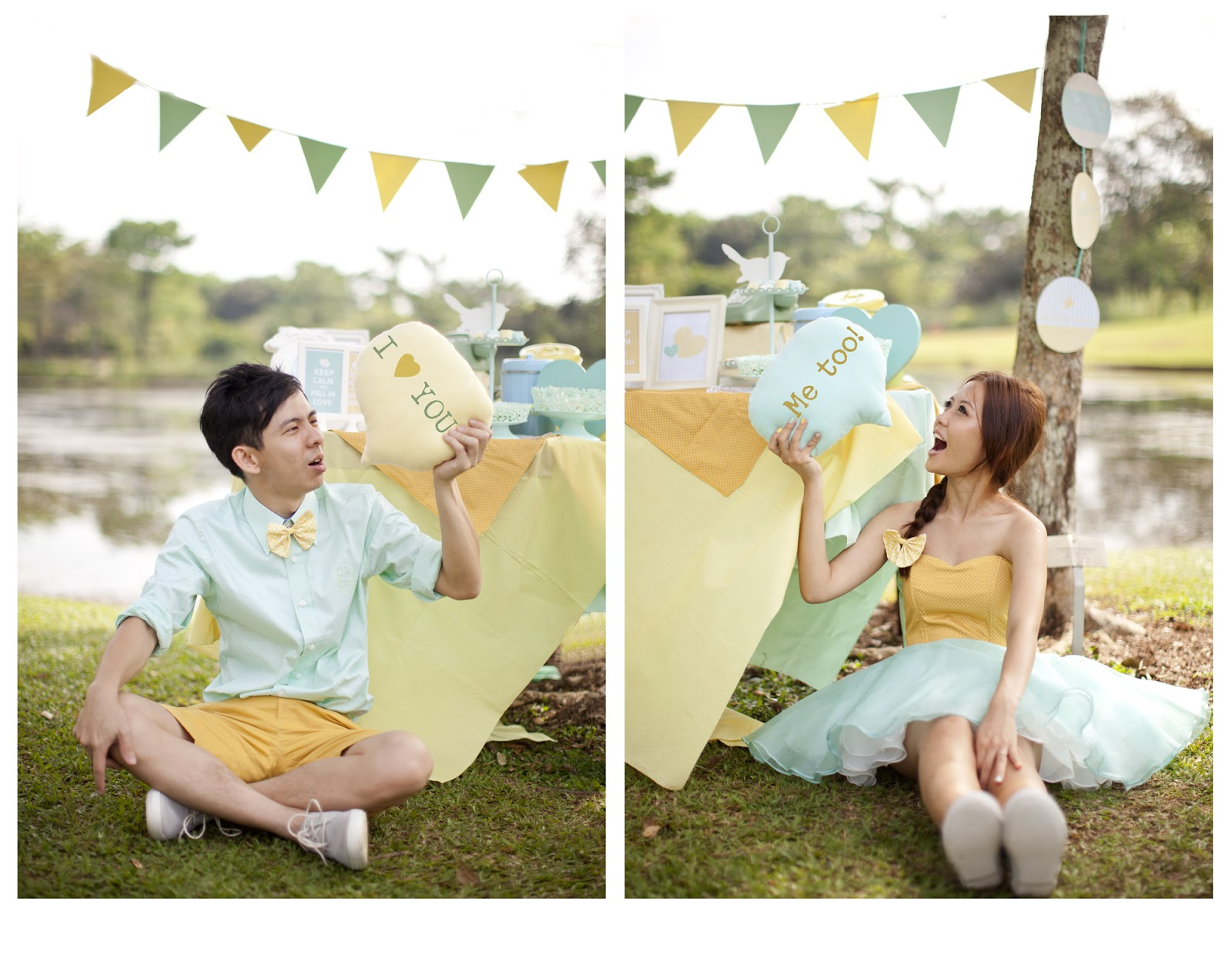 Pre Wedding Gifts: Journey To Happily Ever After: Pre Wedding Ideas