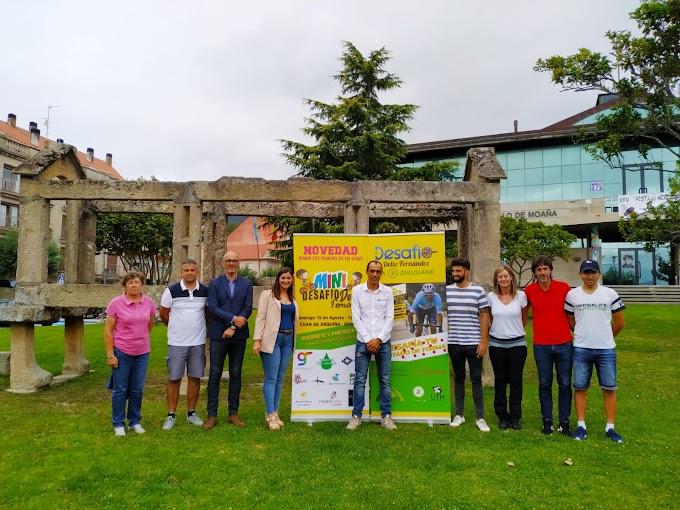 El Desafío Delio Fernández, que se celebrará el 18 de agosto, presentó su edición más ambiciosa