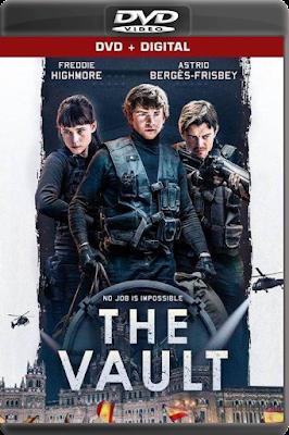 The Vault [2021] [DVDR R1] [Subtitulada]