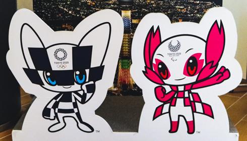 Tokyo 2020 Olympic Mascots