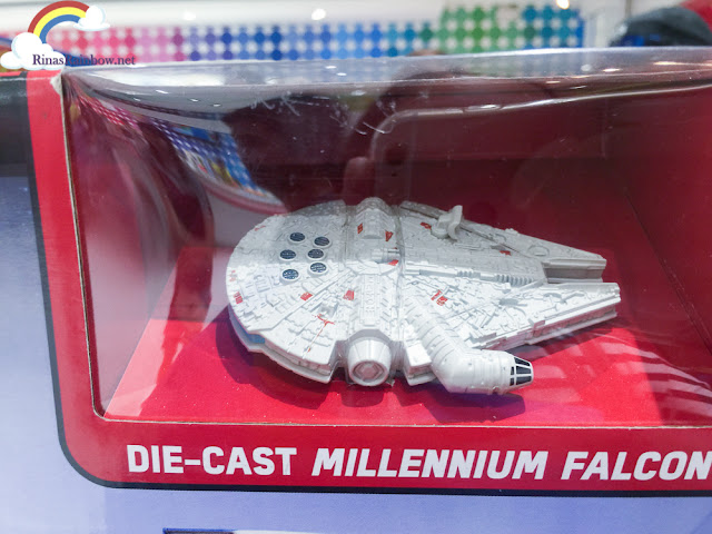 Millennium Falcon Hot Wheels