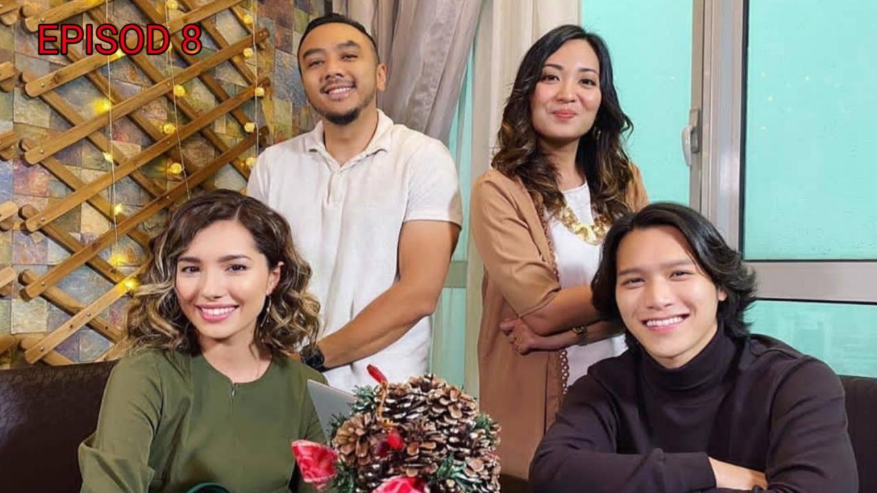 Tonton Drama Romantika 4 Hari 3 Malam Episod 8 (TV3)