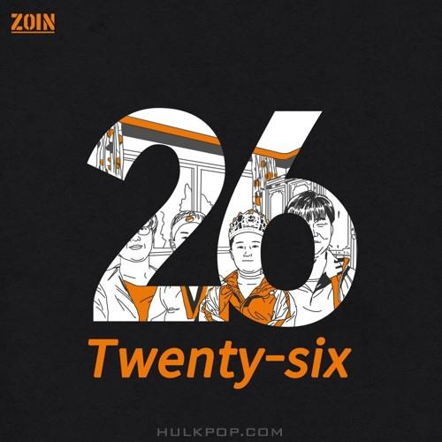 ZOIN – 26 (Twenty-six) – Single