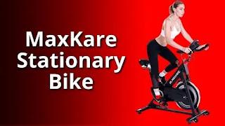 MaxKare Stationary Bike