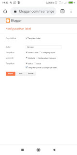 Gambar widget kategori