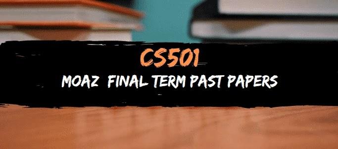 cs501 moaz