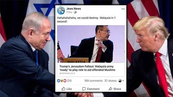 """""""Kami Boleh Musnahkan Malaysia Dalam 1 Saat"""""""