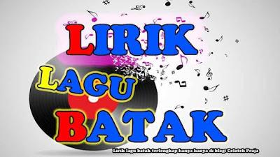 Lirik Lagu Batak, Ringgas Au Paboahon Barita Nauli |Rani Simbolon