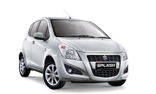 Suzuki New Splash AT