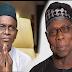 Jawabin Malam Nasiru Akan Maganar Obasanjo Wajen Taaziyyan Sarkin Zazzau.