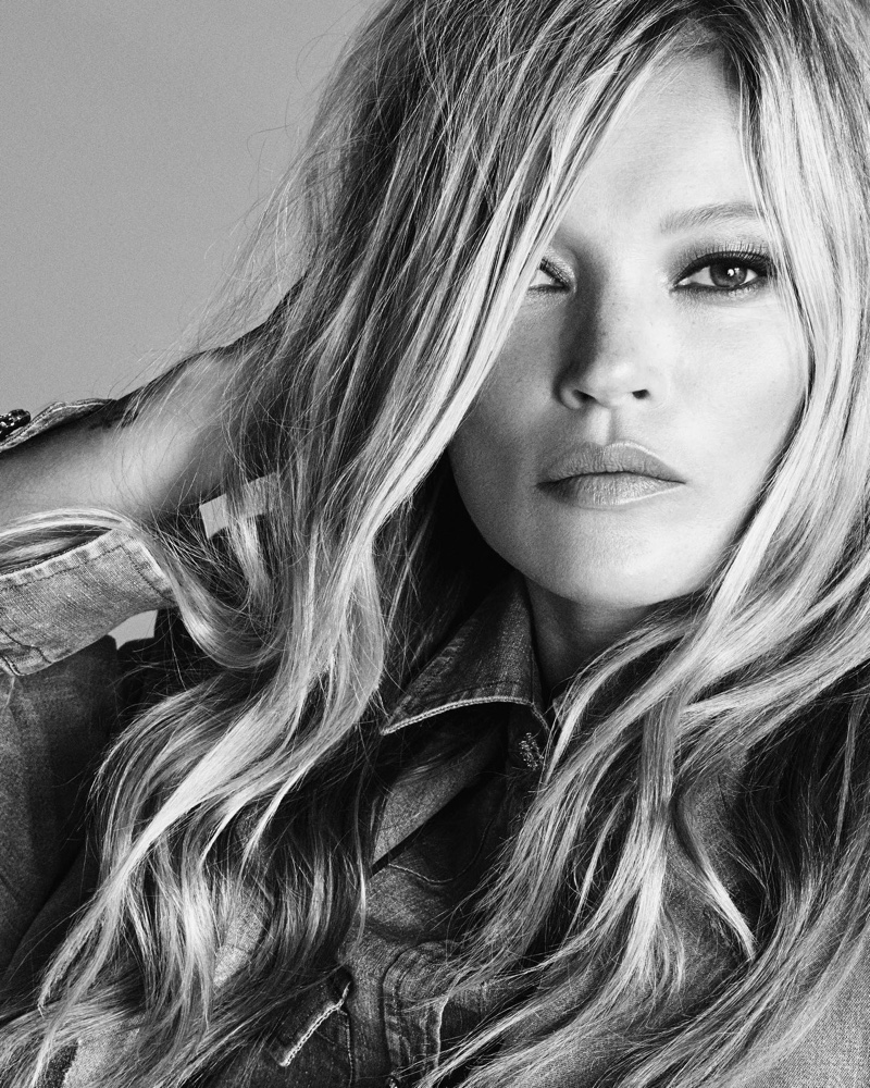 Kate Moss fronts Ermanno Scervino spring-summer 2020 campaign