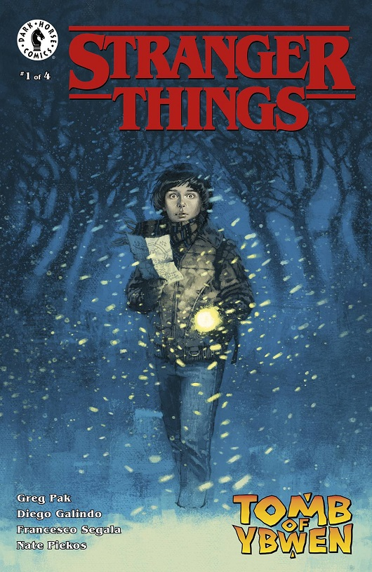 Stranger Things - Tomb of Ybwen #1