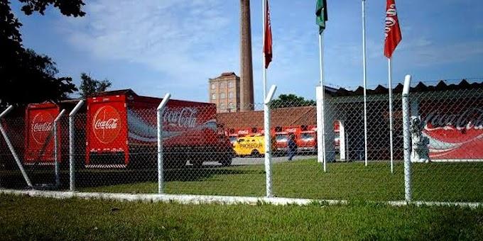 Vigilante é baleado durante assalto na fábrica da Coca Cola