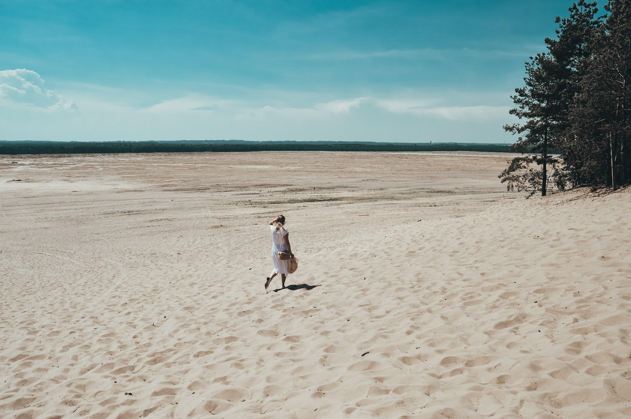Zdjęcia z Pustyni błędowskiej. Polska pustynia zdjecia na instagram
