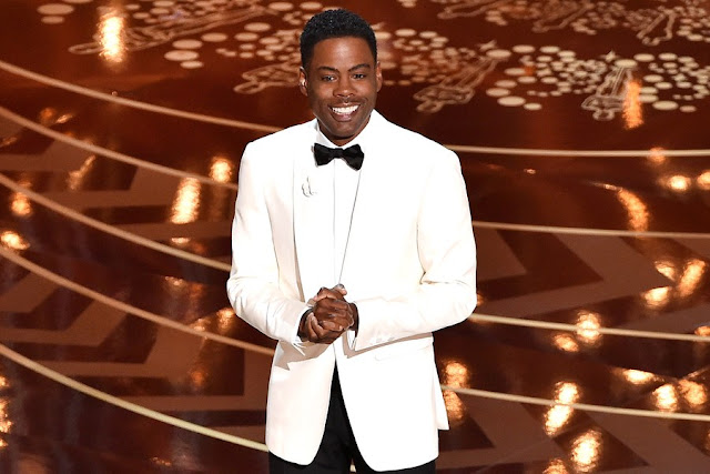 The host of 88th Oscars Chris Rock highly awaited opening monologue did not disappoint.   Any black man presenting an all-white oscars, amidst boycott calls, would have had a difficult actto perform.   Chris Rock brought a hammer to handle the delicate job. He said: