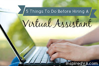 5 Things to Consider Before Hire a Virtual Assistant
