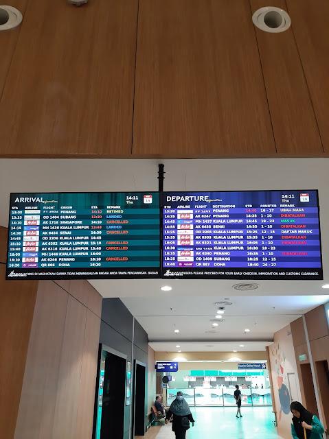 Traveling Saat Virus Corona Mewabah (Part 2), Malaysia Lockdown (5)