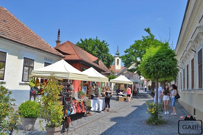 Szentendre - idealna jednodniówka z Budapesztu