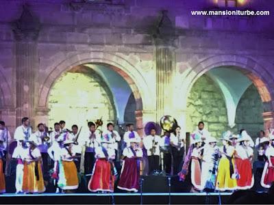 "K'uinchekua ""La Fiesta Grande de Michoacán"""