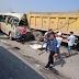 Xe khách đâm vào đuôi xe ben, khiến 1 người tử vong và nhiều người bị thương