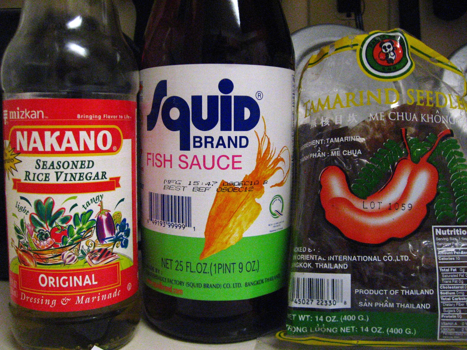 Thai Tamarind Sauce For Chicken