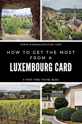 How to get the most from a Luxembourg Card