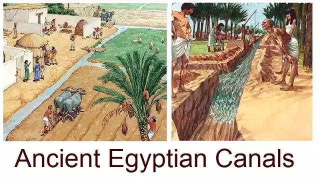 Ancient Egyptian Canals