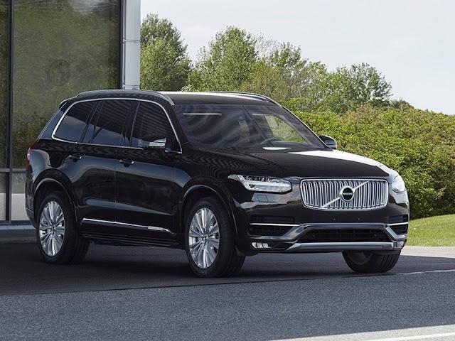 Volvo anuncia recall mundial de mais de meio milhão de modelos diesel por risco de incêndio