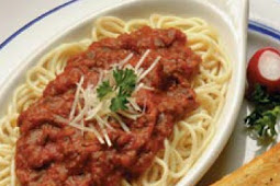 Spaghetti Bolognese - Mince Dish Ideas