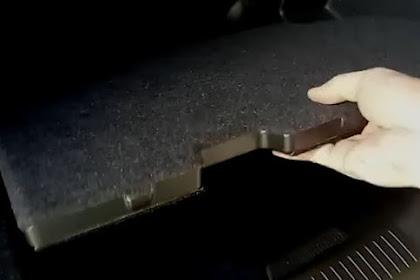 DIY : Upgrade velcro loop pada tutup kompartemen bagasi Suzuki Ertiga XL7, jalan tidak mulus senyap tak berbunyi {yanadhipra}