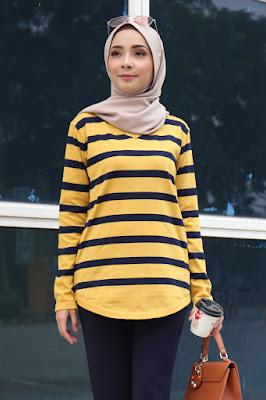 Tshirt Muslimah HanaTajuddin | Fashion Muslimah