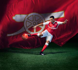 Tur Pra Musim Arsenal Musim 2016/2017