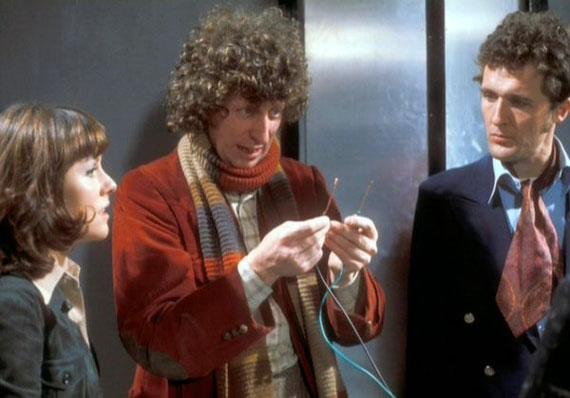 Tom Baker Genesis of the Daleks