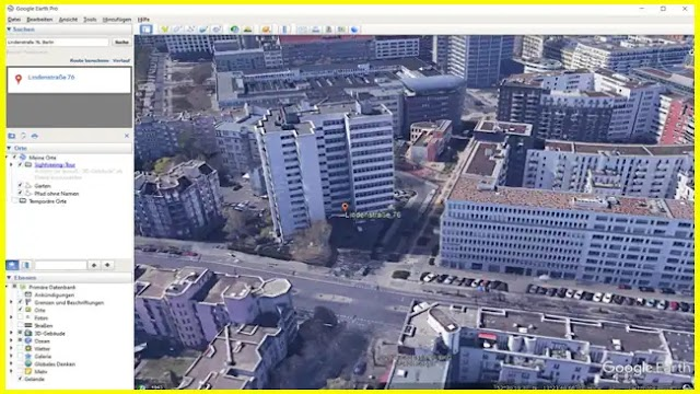 Google Earth Pro Download - Virtual Globe for Free