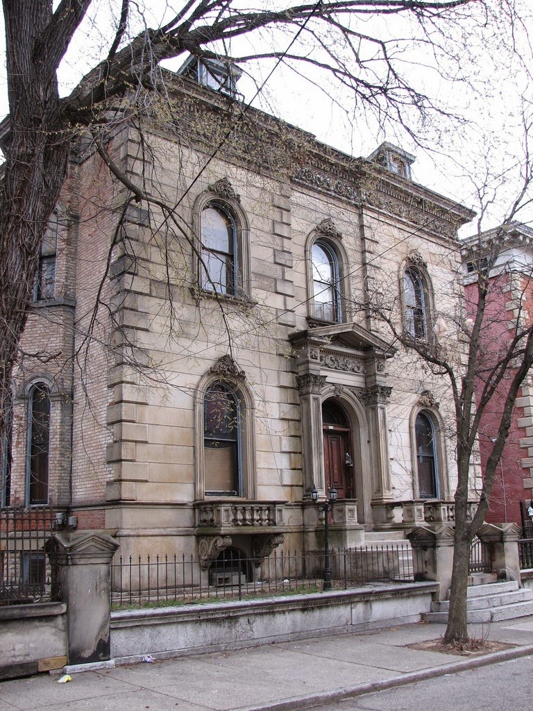 The Picturesque Style: Italianate Architecture: The Allan