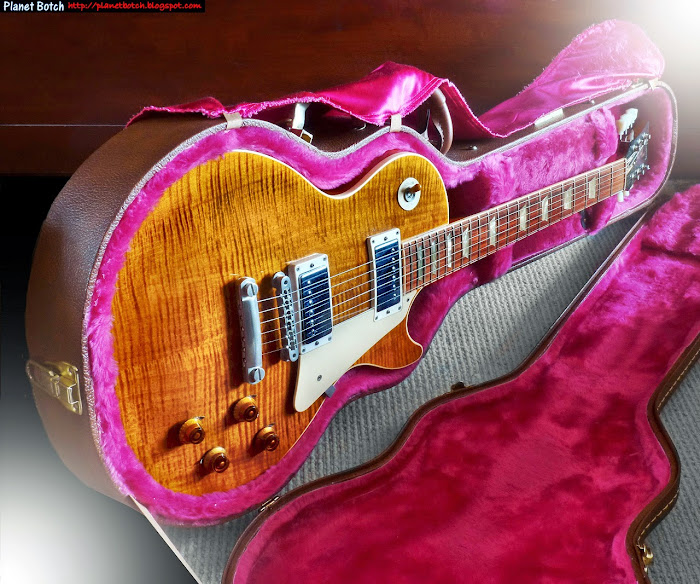 Gibson Les Paul Tiger Top