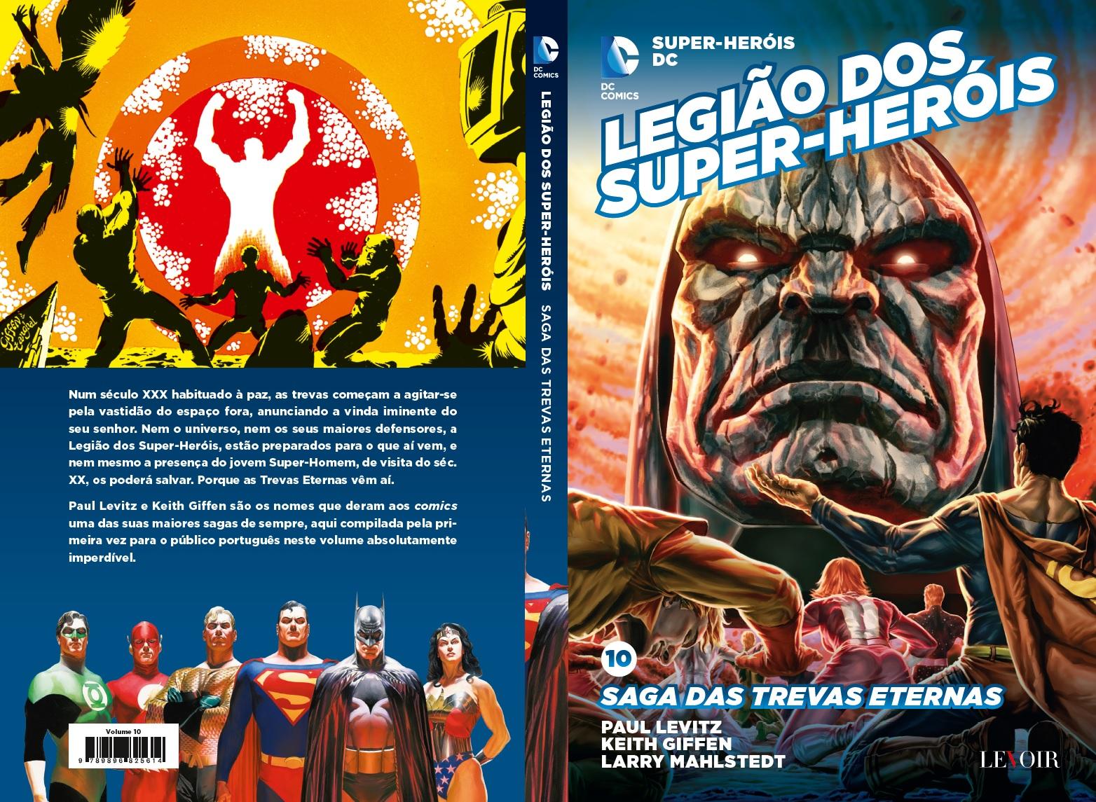 ef3042763 As Leituras do Pedro  Super-Heróis DC em Abril