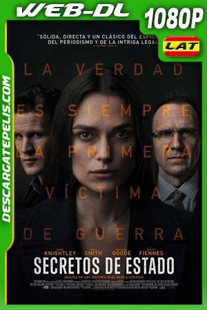Secretos de Estado (2019) 1080p WEB-DL Latino – Ingles
