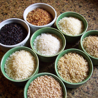 Tips detox menggunakan beras