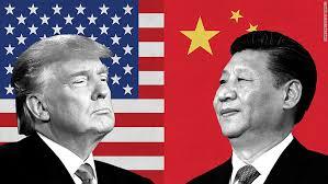 صراع صيني امريكي