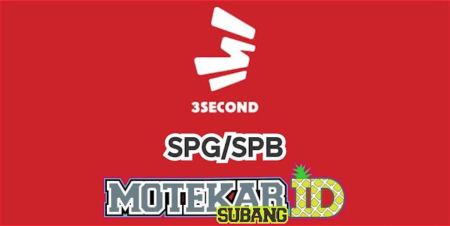 Info Loker 3 Second Yogya Subang