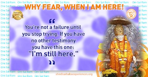 Failure - Sai Baba Idol On Throne Image