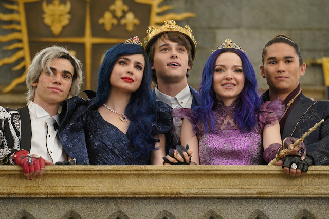10 Things You Need to Know About #Descendants3 @DStv @DisneyChannel