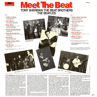 The Beatles, Tony Sheridan And The Beat Brothers – Meet The Beat (1965)