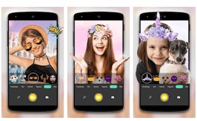 aplikasi mempercantik foto dengan berbagai fitur unik