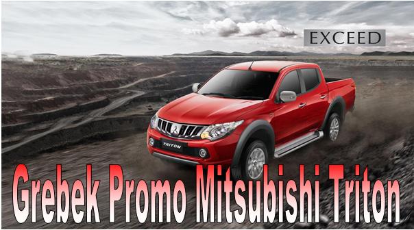 Promo Harga Kredit Mitsubishi Strada Triton Di Kec. Arcamanik